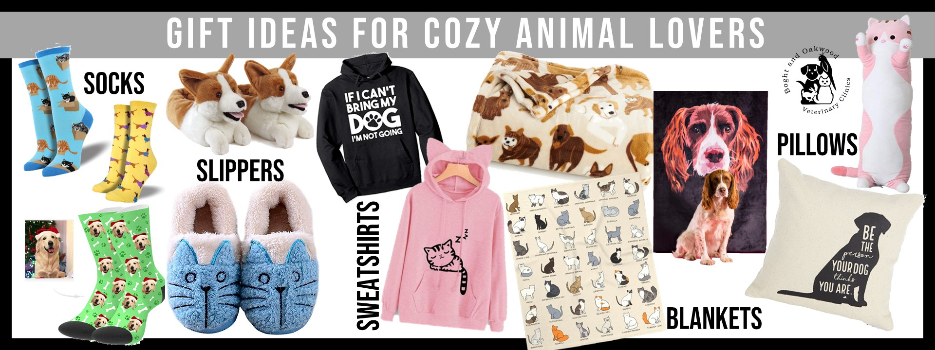 Gift Ideas For The Animal Lovers In Your Life Boght Veterinary Clinic